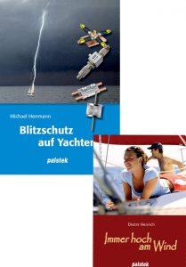 Palstek Blitzschutz auf Yachten und Immer hoch am Wind Bücher