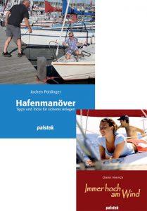 Palstek Hafenmanöver und Immer hoch am Wind Bücher