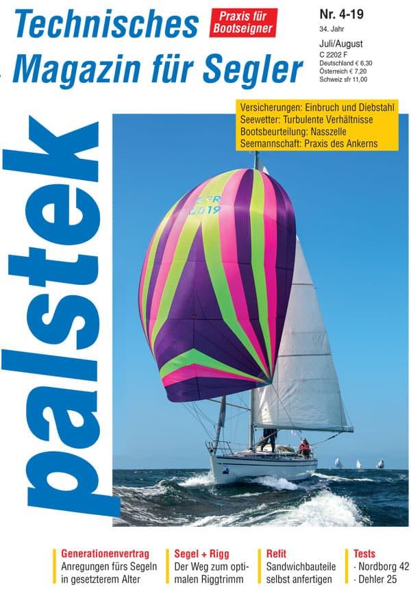 Palstek Technisches Magazin für Segler