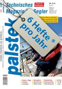 Palstek Technisches Magazin für Segler Probeheft